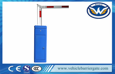 Çin Remote Fan Motor Traffic Gate Arms For Parking  Lot , Traffic Barrier Systems Tedarikçi