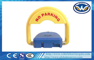 Çin Automatic Car Park Lock Die-casted Zinc Alloy Easy Installation Tedarikçi
