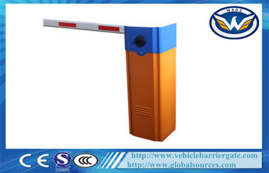 Çin High Speed Barrier Gate With 0.6s / 1s / 1.5s / 1.8s For Automatic Car Parking Lot Tedarikçi