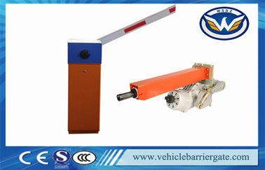 Çin Adjustable 0.6s to 6s Automatic Barrier Gate Parking Lot Barrier Gate Tedarikçi