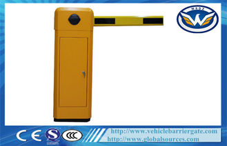 Çin Highway Toll Collection Drop Arm Barrier , Automotive Access Control Parking Lot Barrier Gates Tedarikçi