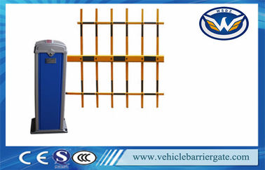 Çin CE Approveed Entry Parking Lot Barriers , Barrier Gate Arms With Patent High Quality Tedarikçi