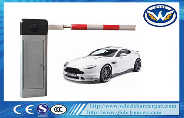Çin RFID Parking System Traffic Barrier Gate With Vehicle Loop Detector Tedarikçi