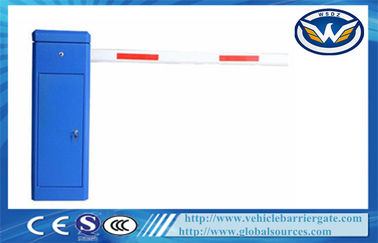 Çin Loop Detector Rfid Traffic Barrier Gate Access Control Systems Barrier Arm Gate Tedarikçi