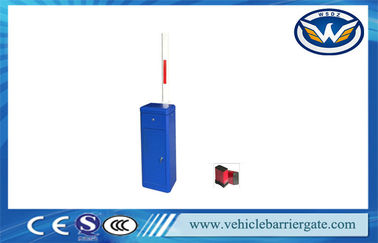 Çin 120w Electric Intelligent Barrier Gate Infrared Photocell Nice Boom Barrier Tedarikçi