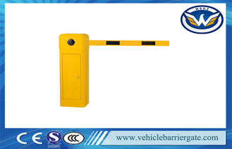 Çin Intelligent Automatic Barrier Gate Boom Barrier System For Parking Tedarikçi