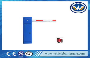 Çin Electronic Boom Barrier Gate System Barrier Arm Gates For Car Parking Lot Tedarikçi