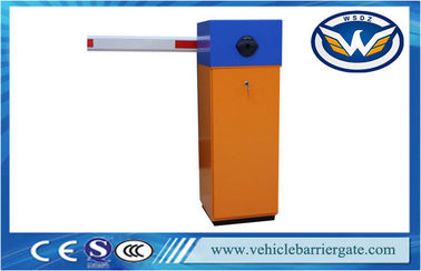 Çin Automatic Vehicle Barrier Gate for Vehicle Access With 6 Meter single bar Tedarikçi