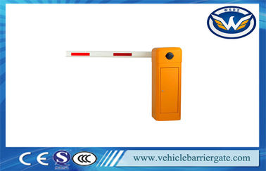 Çin 100% Duty Cycle Automatic Vehicle Barrier Gate for Vehicle Access AC 220V / 110V Tedarikçi