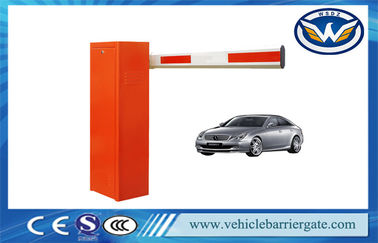 Çin CE Certificate Remote Control Toll Gate Barrier For Parking Lot System Tedarikçi