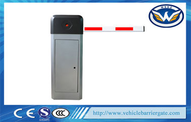 Çin 0.6 Sec High Speed Road Barrier Gate , Automatic Car Park Gates Remote Control Tedarikçi