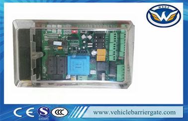 Çin Spare Part Main Control Board Barrier Gate Accessories Control Board Tedarikçi