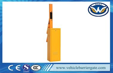 Çin Parking Lot Management System Part Car Park security gate barriers IP44 Tedarikçi
