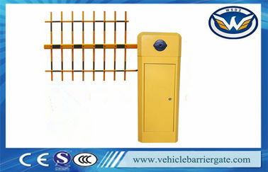 Çin Stable High Speed Swing Out Automatic Barrier Gate For Parking Entrance Tedarikçi