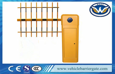 Çin Motorised  Car Park Boom Road vehicle barrier system 0.6s Operation time Tedarikçi