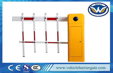 Çin Remote Control Driveway automatic security barriers for Car Parking Tedarikçi