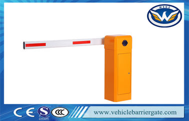 Çin 220V Heavy Duty Automatic Drop Arm Barrier Gate For Intelligent Parking System Tedarikçi