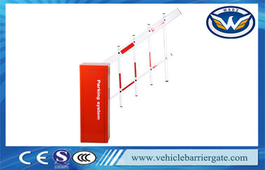 Çin AC 220V ± 10% Traffic Barrier Gate High Speed For Parking Lots / Toll Gates Tedarikçi