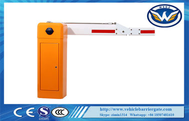 Çin High Speed Gate Design Traffic Barrier Gate For Vehicle Access Control System Tedarikçi