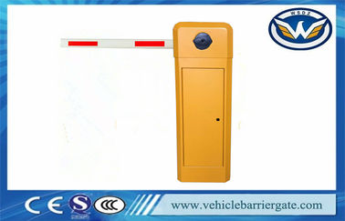 Çin Remote Control Push Button barrier gate arm / auto barrier gate system AC Motor Tedarikçi