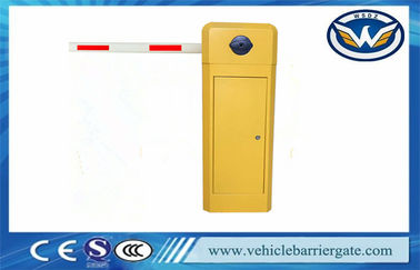 Çin Automatic Close Anti Crash car parking barriers Outdoor Use 3s Two Fence Arm Tedarikçi