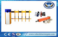 Çin OEM Intelligent Car Park Barriers Arms Parking Barrier Gate Safety Fabrika