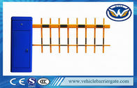 Çin Fence Automatic Barrier Gate With Manual Clutch Device When Power Off Fabrika