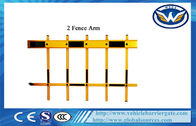 Çin 2 Fence Boom Max Length 5m Aluminum Arm For Parking Lot Barrier gate Fabrika