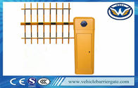 Çin Motorised  Car Park Boom Road vehicle barrier system 0.6s Operation time Fabrika