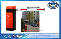 Çin 80W arm automatic barrier gate Operator With AC Reliable Electro Mechanical Drive Fabrika