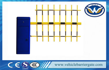 Çin Aluminum Alloy Vehicle Drop Arm Barrier Boom Barrier Gate With IC Card Interface Fabrika