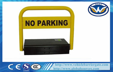 Çin DC 12V Car Parking Locks , Reservation Lock 0.4A Parking Lot Equipment Distribütör