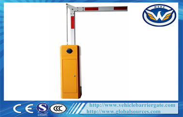 Çin Access Road Barrier Gate Toll Station Intelligent Barrier Orange Fabrika