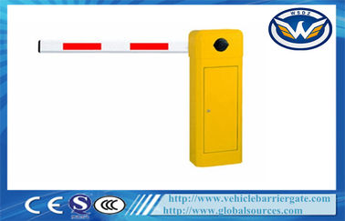 Çin Electrical Road Safety Intelligent Barrier With 2mm Cold Rolled Steel Plate Fabrika