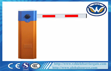 Çin 5 Million Times Steady Inductive Parking Barrier Gates Durable Distribütör