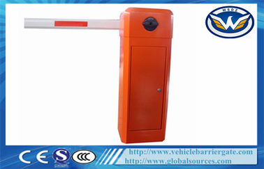 Çin Manual Car Park Security Barriers For Vehicle Access Gate Barriers Fabrika