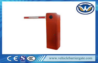 Çin Heavy Duty Manual Release Parking Barrier Gate 0.6s 1s 1.8s 3s 6s Fabrika