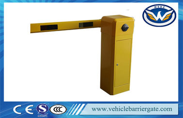 Çin Automatic Intelligent Manual Boom Barrier Gate For Railway Crossings Fabrika