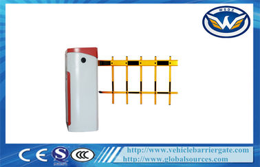 Çin Practical Use Fence Arm parking lot barrier gates For Vehicle Access Control Fabrika