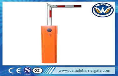 Çin High Speed 0.6s Automatic Electronic Barrier Gates For Car Park Entrance Fabrika