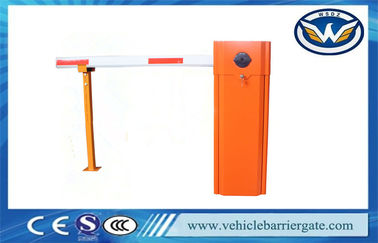 Çin Machinery Car Parking Barrier Gate / Vehicle Access Gates For Highway Toll System Fabrika