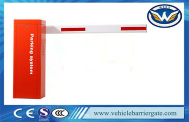 Çin Customized Swing Out Barrier Gate Operator 1.8s 3s 6s With 6M Straight Arm Fabrika
