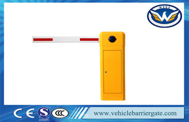 Çin 1S High Speed Driveway Security Boom Barrier Gate For Parking Lot Safety Distribütör