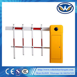 Çin Bluetooth Parking Lot Safety Parkir Boom Gate Auto Barrier Gate System Fabrika
