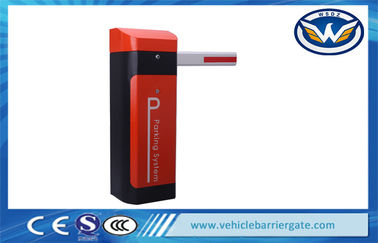 Çin Toll Station Intelligent automatic parking barriers High Speed security barrier gate Fabrika