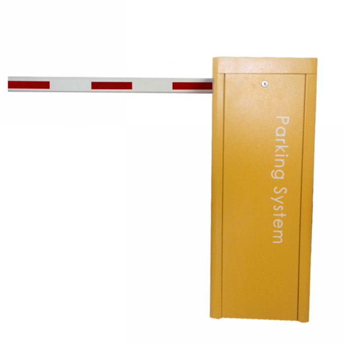 1.5M Cold Rolled Steel Sheet Electric Barrier Gate , Auto Car Park Access Barriers